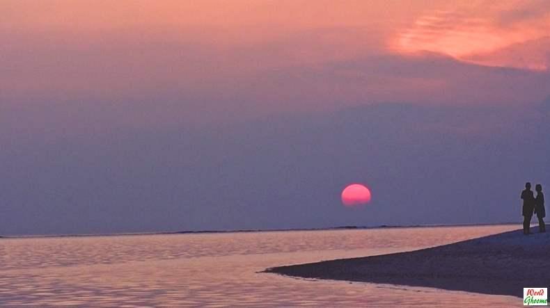Sunset Maldives Sun Island Resort