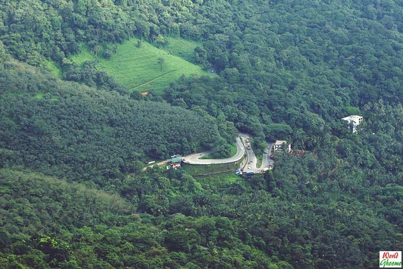 Wayanad Lakkidi View Point