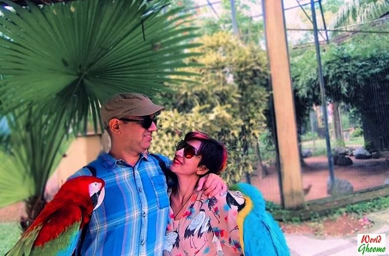 World Ghoomo at Bali Bird Park