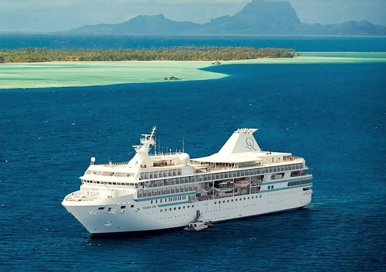 Cruise mumbai to Maldives
