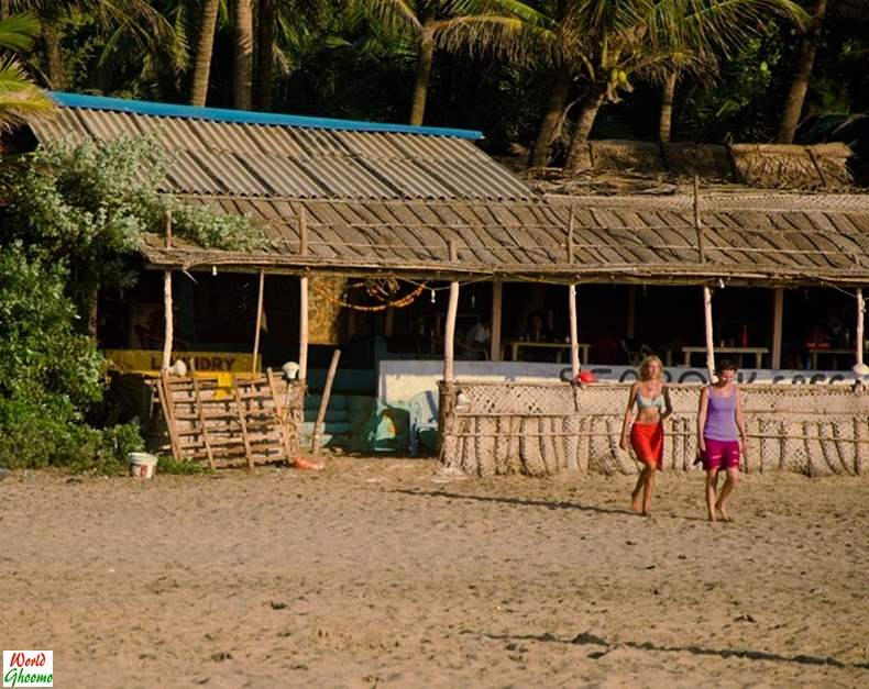 Goa Beach Shacks
