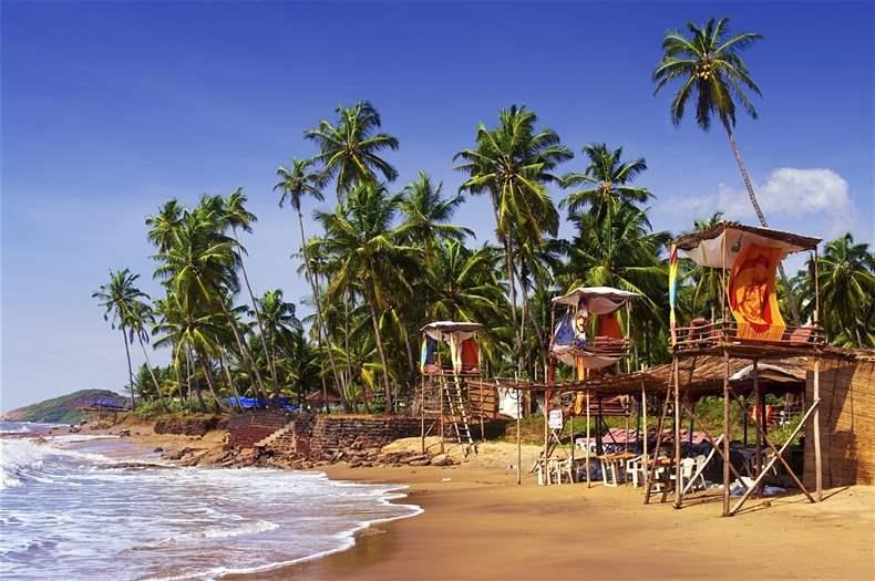 Goa Tourist Beaches