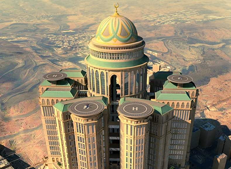 Saudi Arabia Tourist Attractions