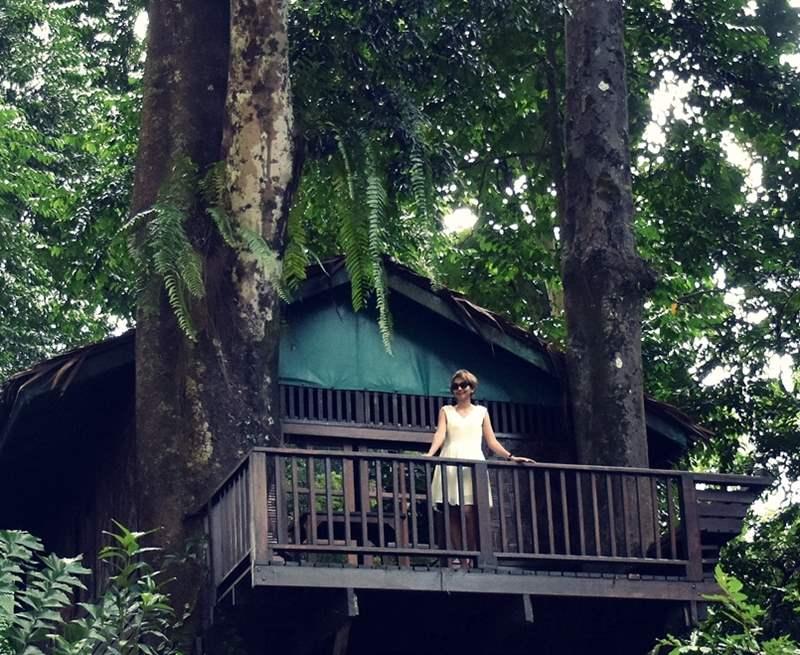 Accomodation at Khao Sok National Park