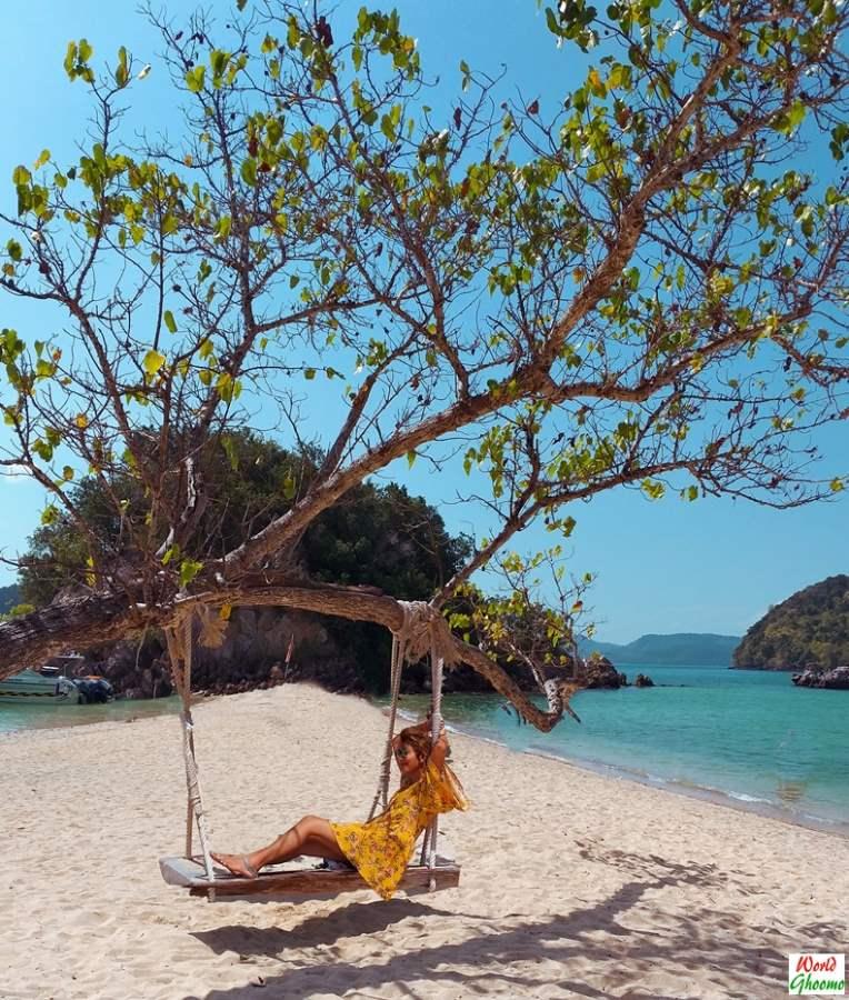 Hong Islands Tour - Phak Bia Thailand