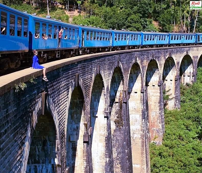 Nine Arch Bridge Ella Sri Lanka