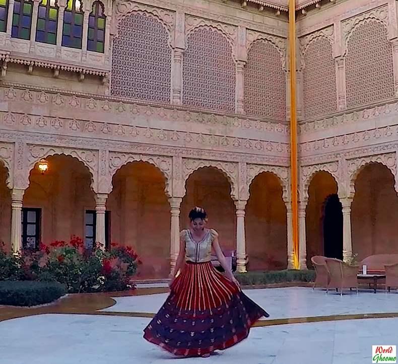 Rajasthan Suryagarh Palace