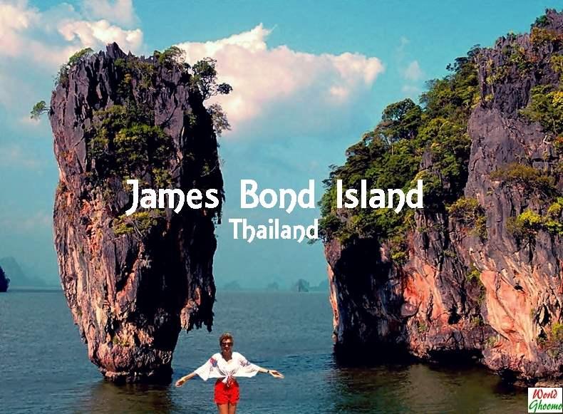 James Bond Island Tour Thailand