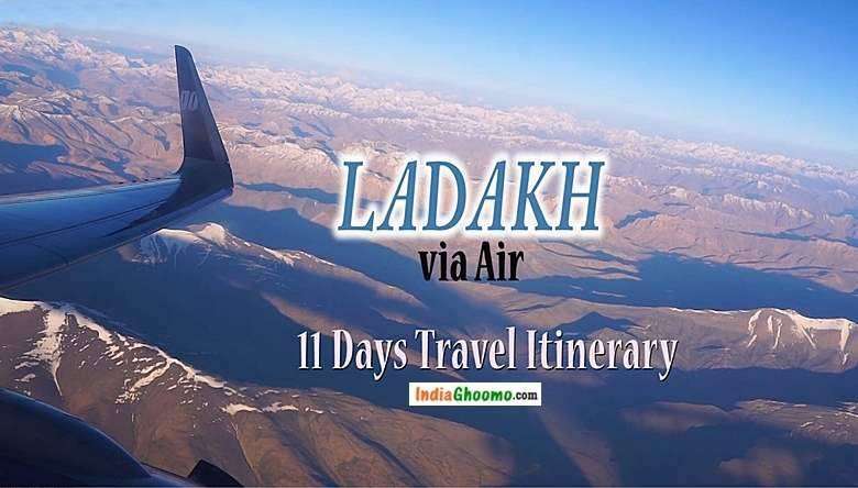 Ladakh Travel Itinerary