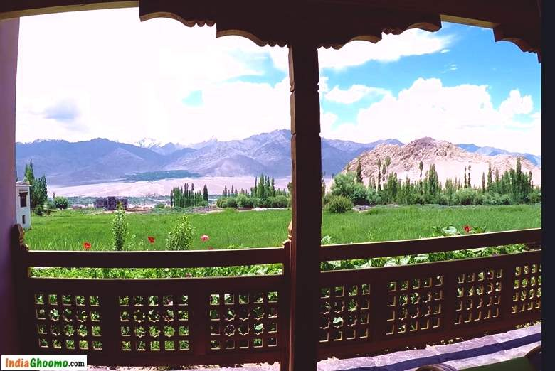 Leh Ladakh hotels resorts